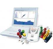 Cardiograph,  doppler,  encephalograph,  miograph,  rheograph,  Southall