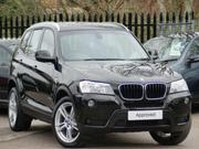 2011 Bmw 11 BMW X3 xDrive20d SE  Automatic Media Navigation