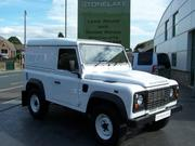 2015 Land Rover 2.2 LAND ROVER DEFENDER 90