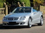 2008 Mercedes-benz 2008 MERCEDES SL500